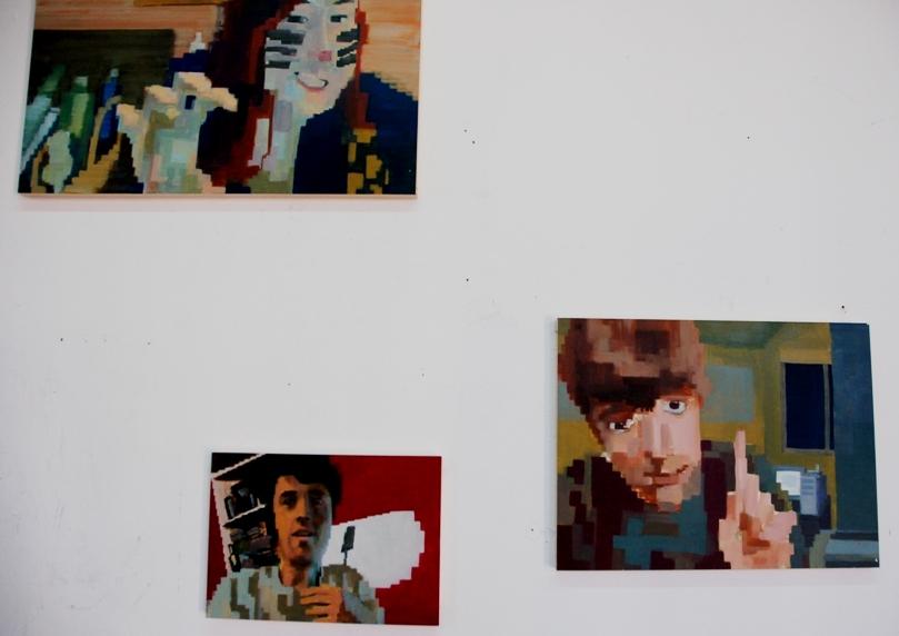 Webcam Serie. Juanma Moreno Sánchez 2009