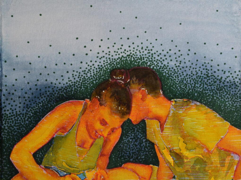 Cotilla. Juanma Moreno Sánchez 2015. Arte contemporáneo