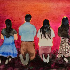 Supersticiosos. Juanma Moreno Sánchez 2015. Arte y realidad aumentada