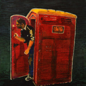 La resaca. Juanma Moreno Sánchez 2015. Arte y realidad aumentada