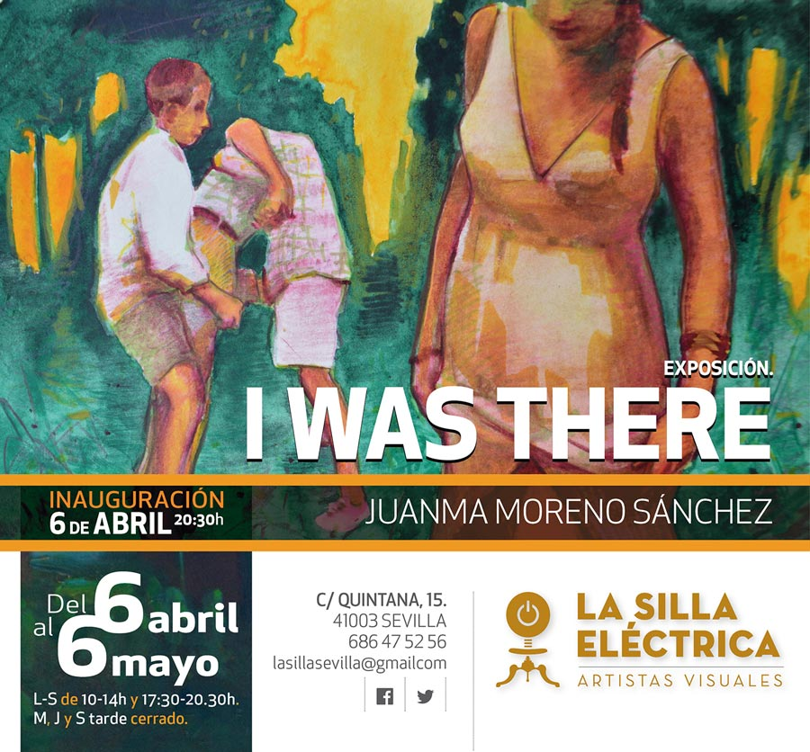 I WAS THERE, Juanma Moreno Sánchez
