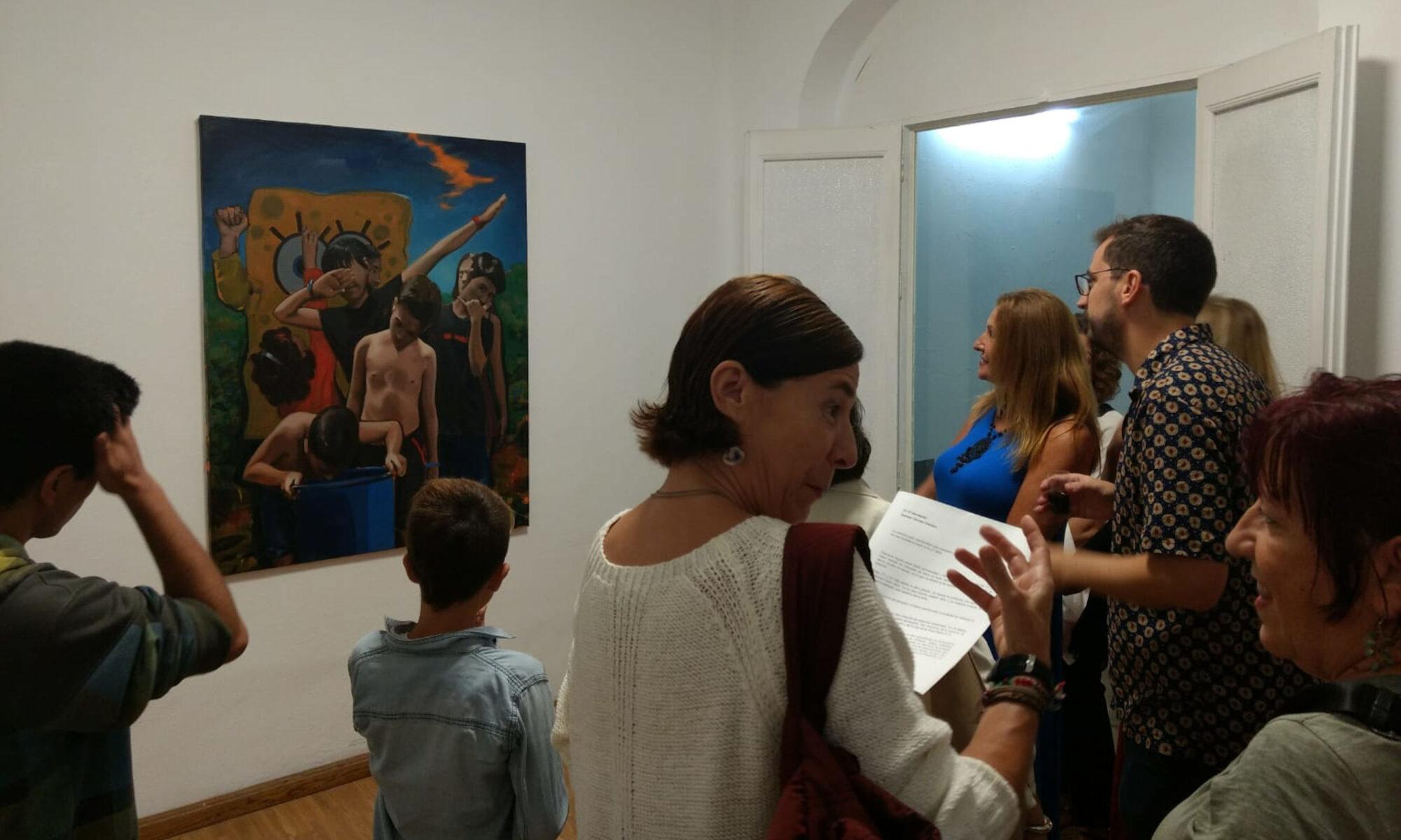 La 13 Dadá Trouch Gallery Juanma Moreno Sánchez
