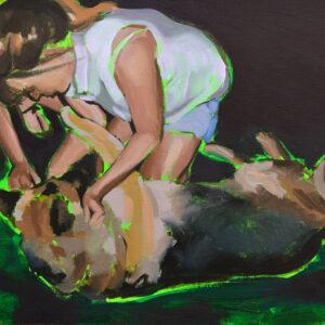 El perro, Juanma Moreno Sánchez