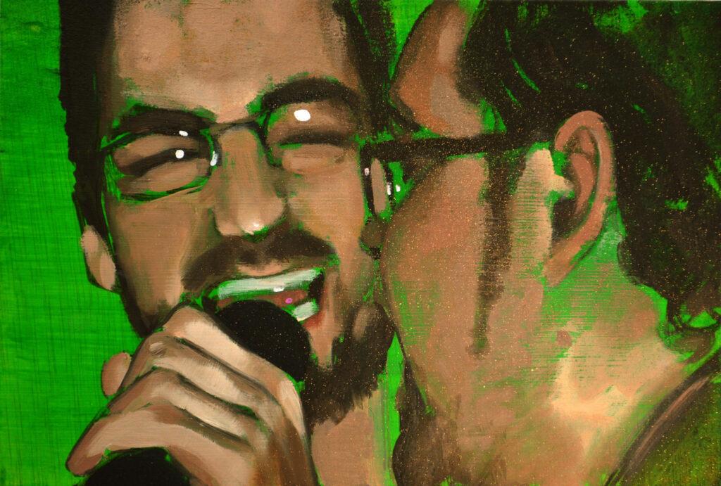 The house of the rising sun karaoke version, Juanma Moreno Sánchez
