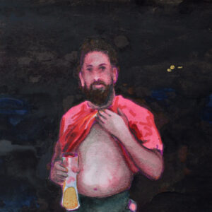 De lo fotogénico, boceto. Juanma Moreno Sánchez